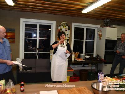 Koken voor mannen109