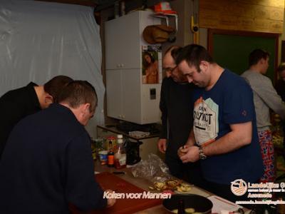 Koken voor mannen114