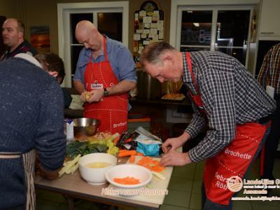 Koken voor mannen117