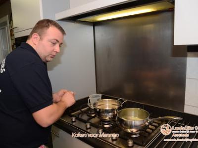 Koken voor mannen118