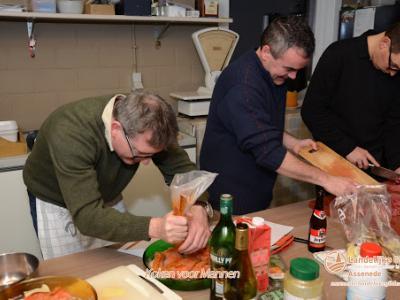 Koken voor mannen122