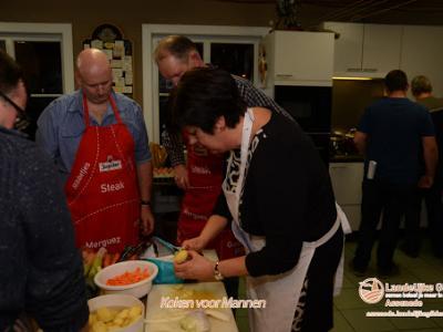 Koken voor mannen124