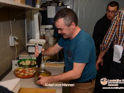 Koken voor mannen129