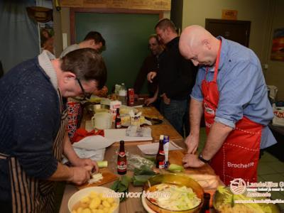 Koken voor mannen131