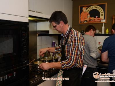 Koken voor mannen134