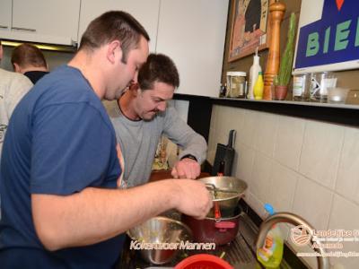 Koken voor mannen137