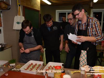 Koken voor mannen145