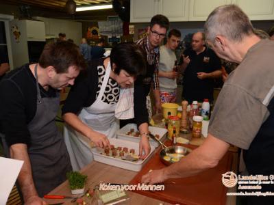 Koken voor mannen146