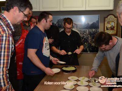Koken voor mannen149